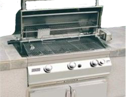 Grill Style - Built In