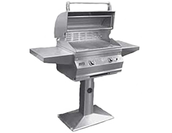 Grill Style - Post Mount