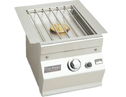 Grill Style - Power Burners